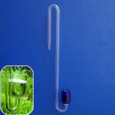 Cam Difüzör Askı Aparatlı Mavi 20 cm